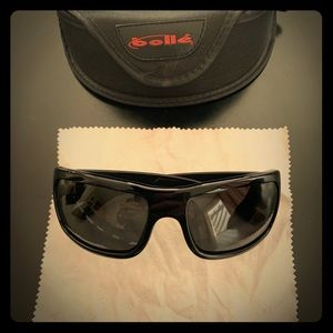 Black Bolle sunglasses for women